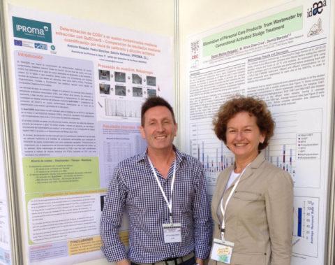Iproma participa en la VI Reunión de la Sociedad Española de Espectrometría de Masas