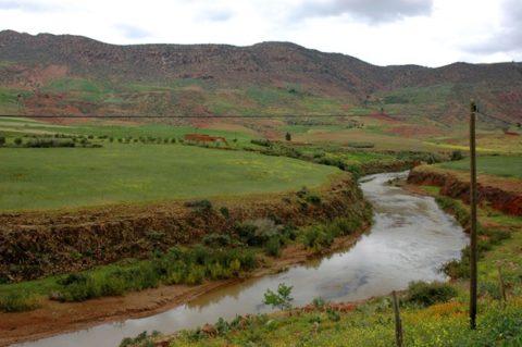 IPROMA controlará las aguas de Oum er Rbia, uno de los principales ríos de Marruecos