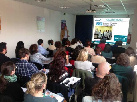 IPROMA participa el curso sobre Cromatografía de Gases organizado por Perkir Elmer