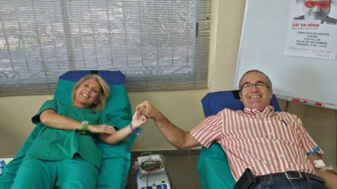 IPROMA colabora con el banco de sangre de Castellón