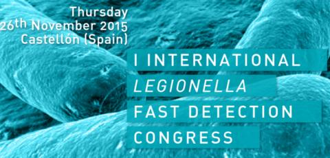 Castellón acoge el I Congreso Internacional de Detección Rápida de Legionella