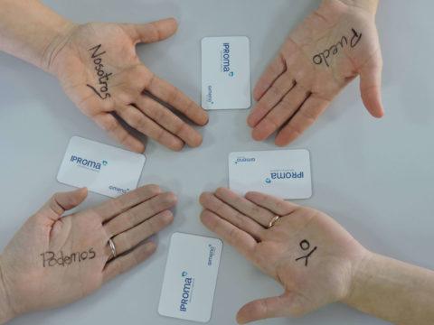 IPROMA ilustra sus manos contra el cáncer