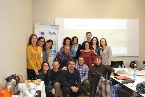 Los socios del proyecto europeo REMEB celebran su segunda reunión en Valencia