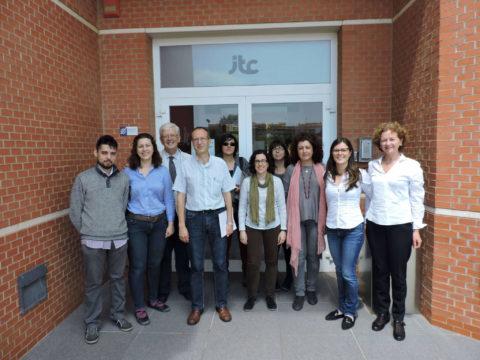 MICROFILCER, liderado por IPROMA, celebra su segunda reunión