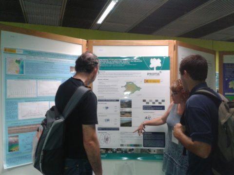 IPROMA presente en el Congreso de Limnología 2016
