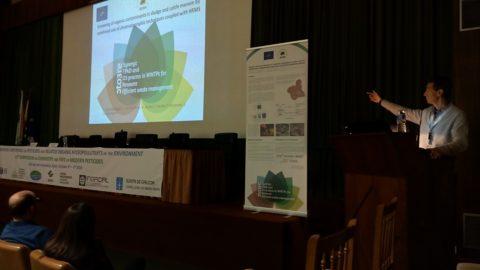 IPROMA presenta el proyecto LIFE STO3RE en el congreso europeo Pesticides 2016