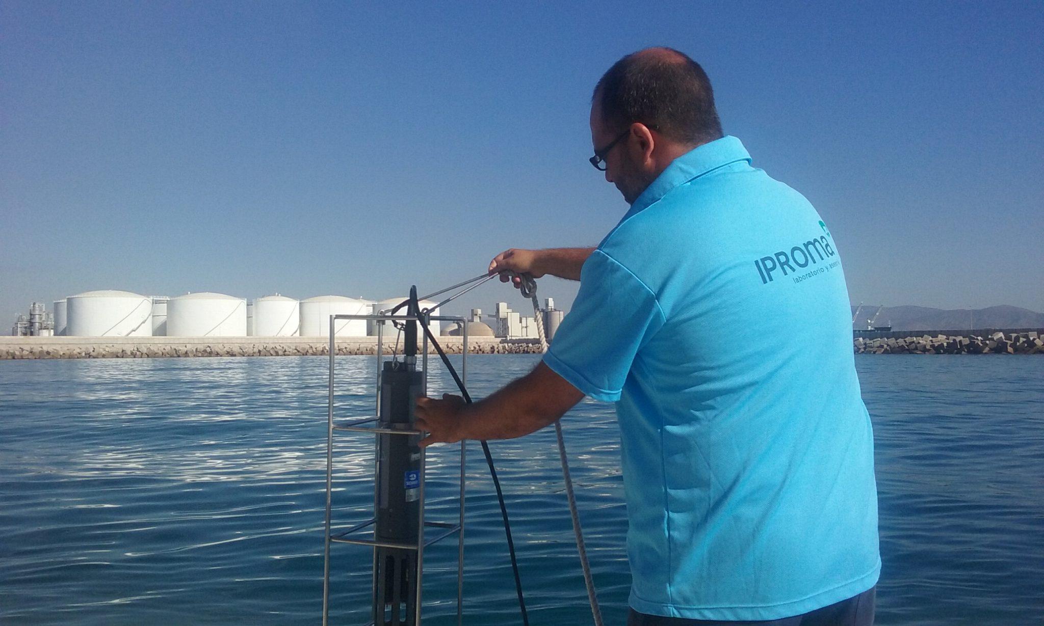 IPROMA consigue la adjudicación del servicio de vigilancia ambiental del emisario submarino de Benicàssim