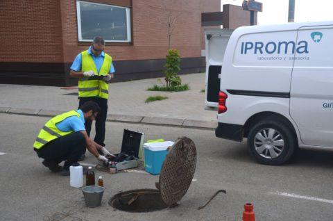 El Instituto Aragonés del Agua adjudica a IPROMA los trabajos de inspección de vertidos