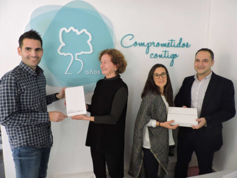 IPROMA premia a los ganadores de su concurso de ideas y sugerencias