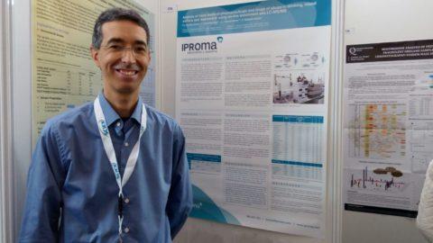 IPROMA presenta sus últimos avances en el estudio de microcontaminantes orgánicos en el seminario organizado por SCIEX