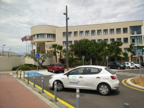 Iproma Alimentación se hará cargo de las auditorías de seguridad alimentaria en la Universitat Jaume I