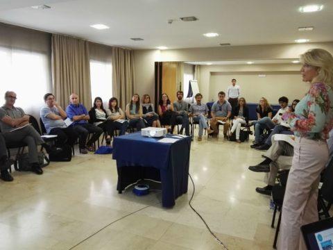 IPROMA participa en la jornada de Buenas Prácticas organizadas por ECVET-Lab
