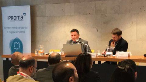 IPROMA analiza los retos de la detección y eliminación de contaminantes emergentes en la Feria SIGA 2017