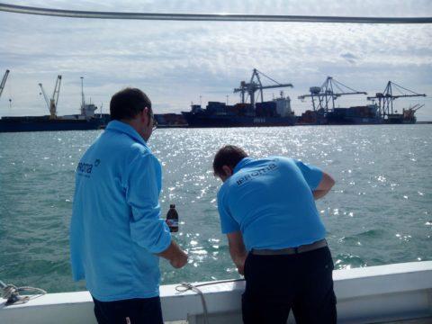 IPROMA realizará la vigilancia ambiental de las aguas de Vinaròs