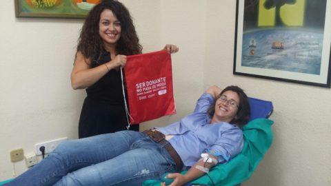IPROMA colabora por cuarto año consecutivo con el Centro de Transfusión de Sangre de la Comunitat Valenciana
