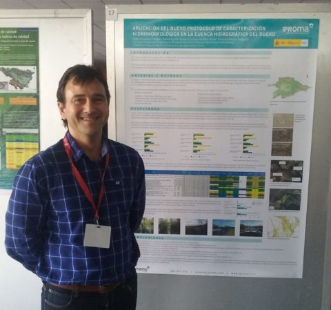 IPROMA participa en las jornadas sobre calidad ecológica de la Universidad de Navarra