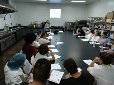 El CdT confía en Iproma Alimentación para impartir sus cursos de formación higiénio-sanitaria