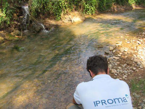 IPROMA controlará las aguas superficiales del Tajo