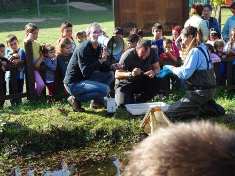 IPROMA celebra una jornada de concienciación ambiental para estudiantes de Primaria en Galicia