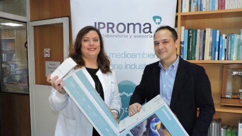 IPROMA premia las mejores ideas y sugerencias de sus empleados