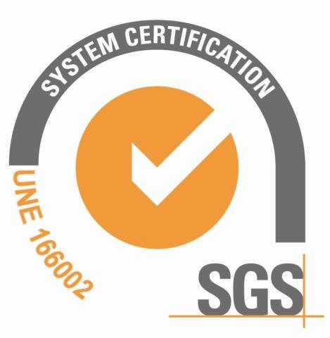 IPROMA mantiene su certificado en Gestión de I+D+i