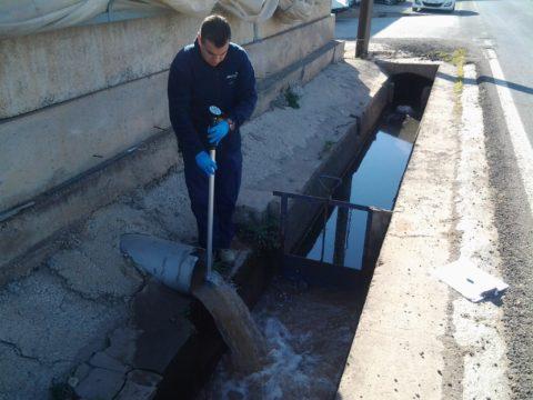 IPROMA controlará los vertidos líquidos en Leganés