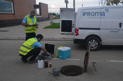 EMASESA renueva la confianza en IPROMA para el control de los vertidos de Sevilla