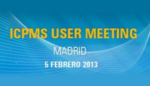IPROMA participa en el encuentro de usuarios de ICP-MS
