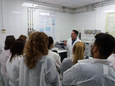 IPROMA abre sus puertas a estudiantes de Laboratorio Diagnóstico Clínico