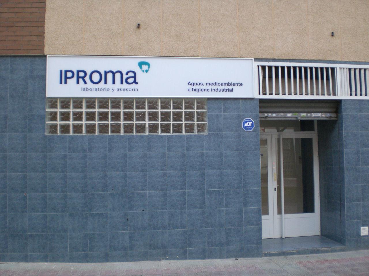 Eurofins | IPROMA Aragón