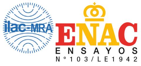 ENAC renueva la acreditación UNE-EN-ISO 17025 a IPROMA CATALUNYA