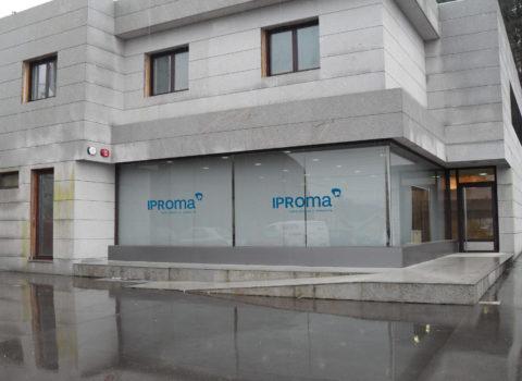 Nuevas Instalaciones de Iproma en Galicia