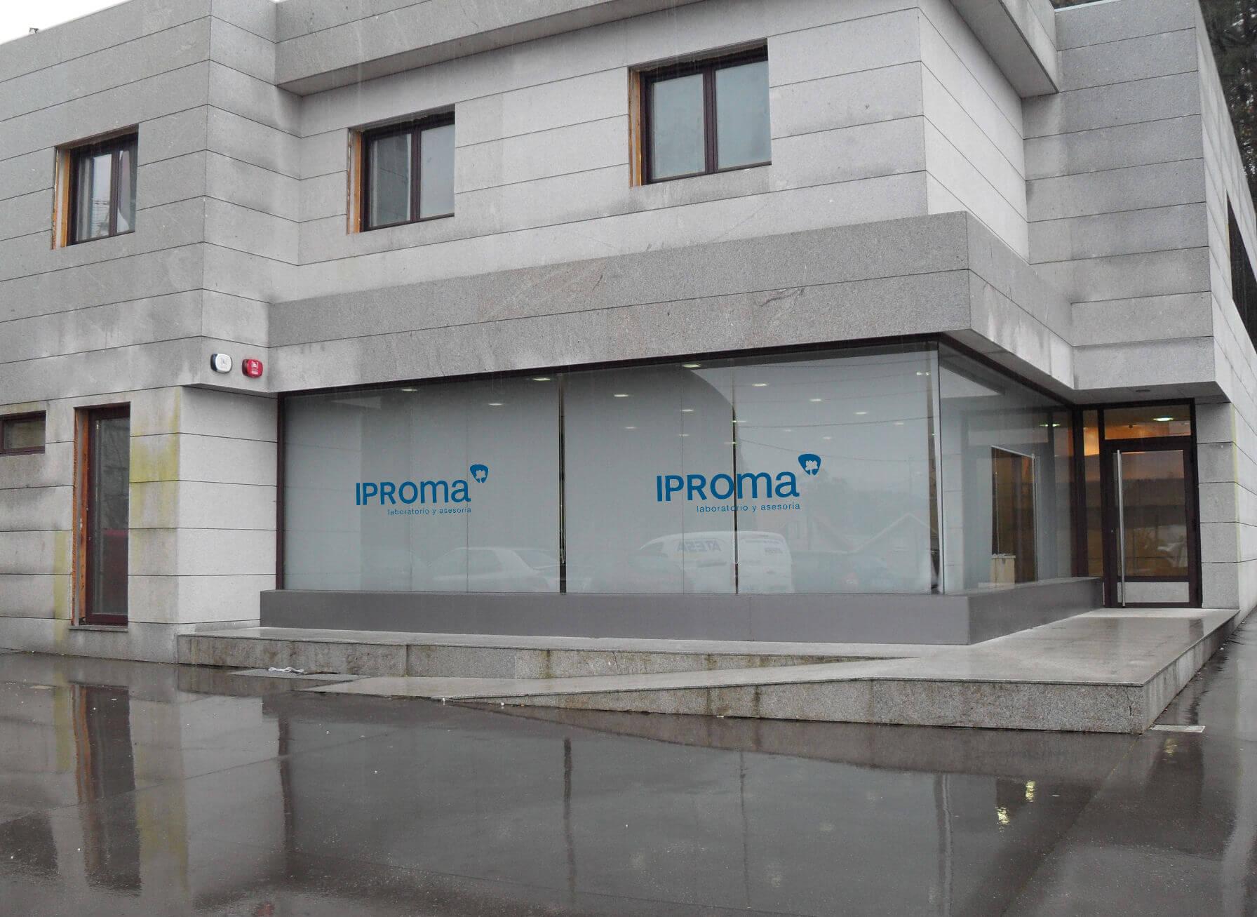 Eurofins | IPROMA Galicia