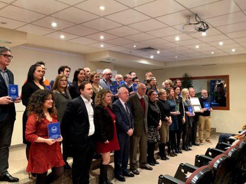 El Banco de Alimentos de Castellón reconoce la labor solidaria de Iproma