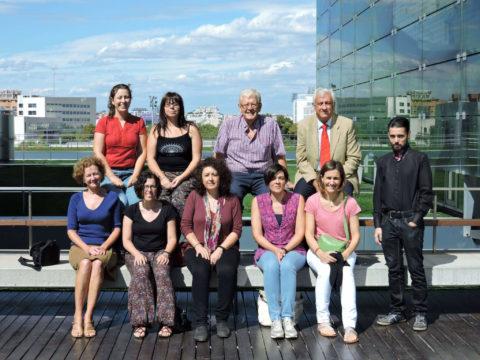 El consorcio MICROFILCER mantiene una reunión para presentar los avances del proyecto