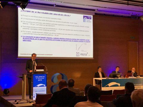 FACSA, IPROMA y SITRA presentan sus avances en el XXXV Congreso de AEAS