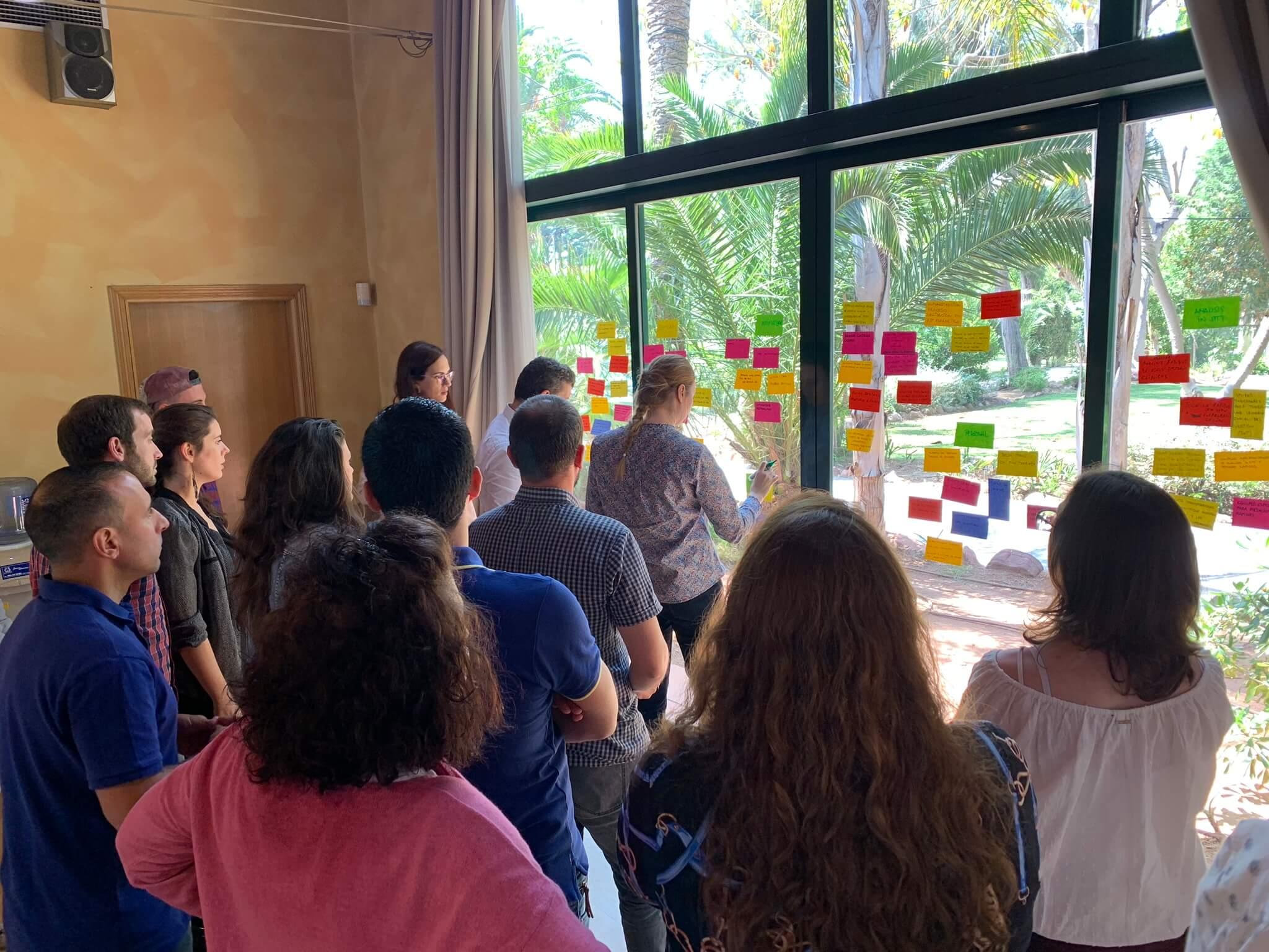 IPROMA organiza un taller de creatividad para promover la innovación