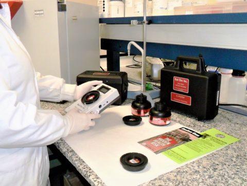 Eurofins |IPROMA laboratorio reconocido por el Consejo de Seguridad Nuclear para el análisis de Radón en aire