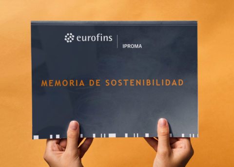 Eurofins |IPROMA publica su segunda Memoria de Sostenibilidad