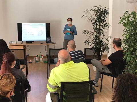 Eurofins | IPROMA imparte formación sobre recuperación de envases