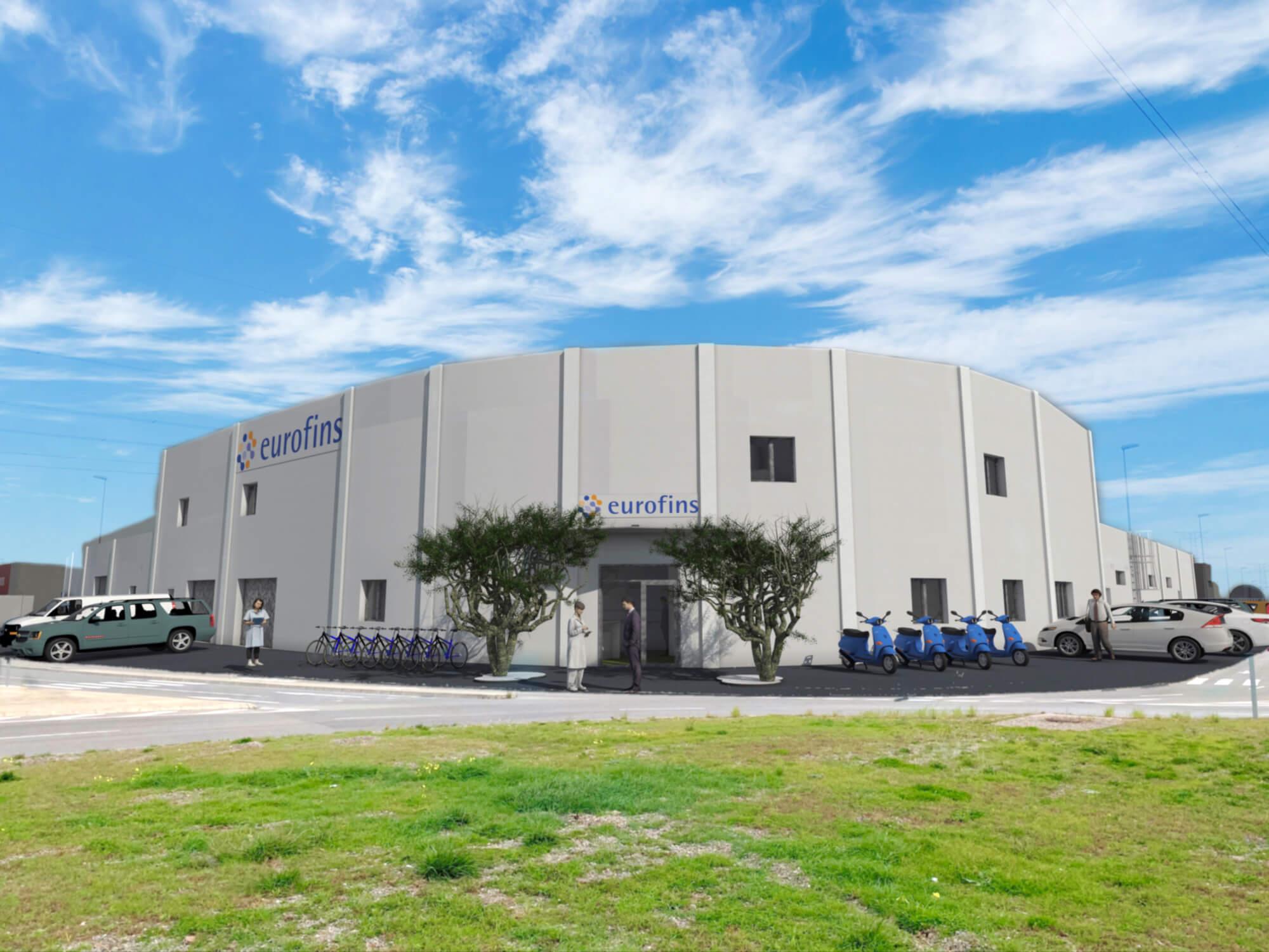 Eurofins | IPROMA comienza las obras de construcción de su laboratorio central