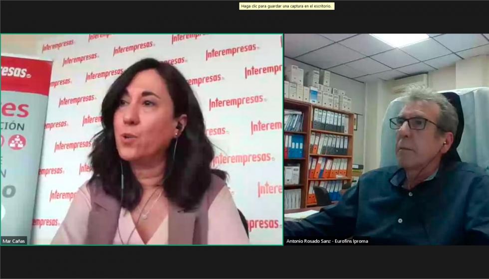 Eurofins   IPROMA expone su experiencia en el análisis de microplásticos